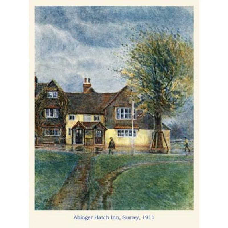 Abinger Hatch Inn, 1911