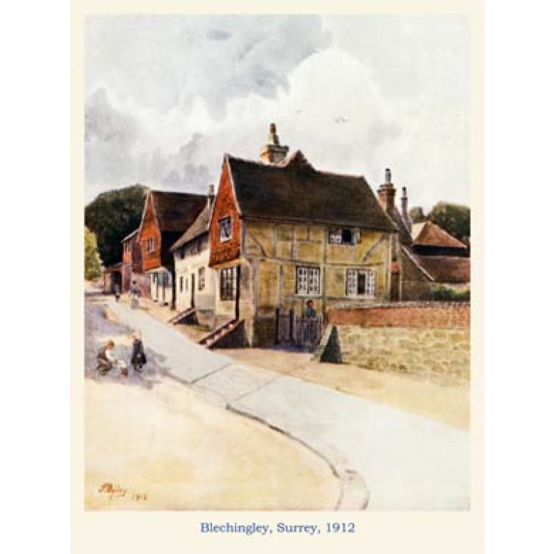 Blechingley, Surrey, 1912