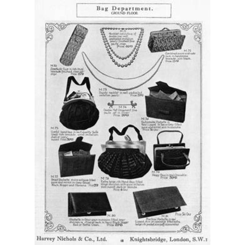Harvey Nichols Catalogue 1923