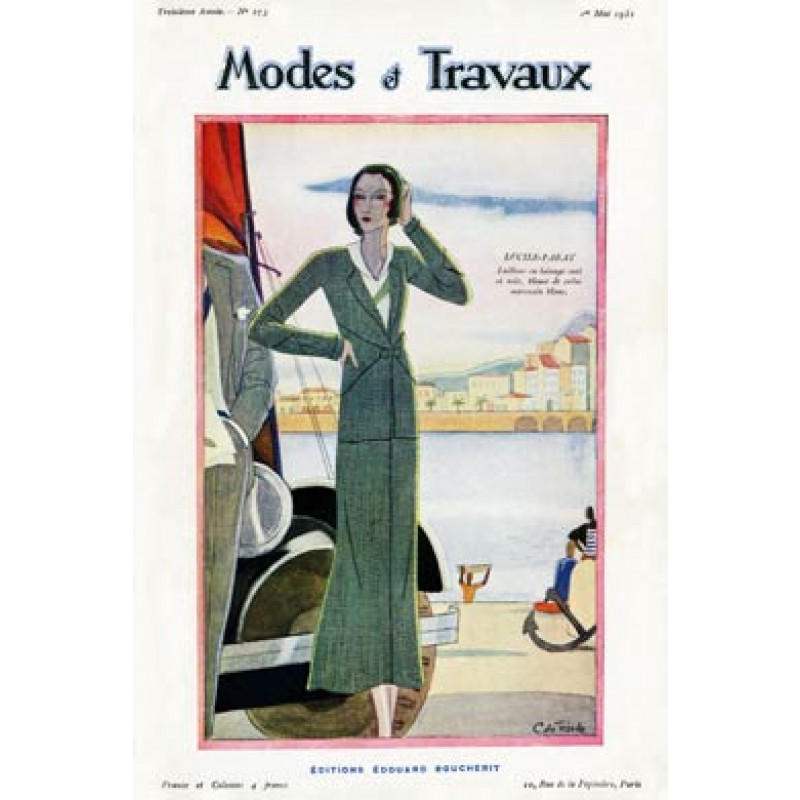 Modes Et Travaux, May 1931