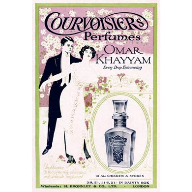 Courvoisiers Perfumes, Omar Khayyam