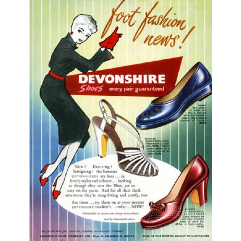 Devonshire Shoes