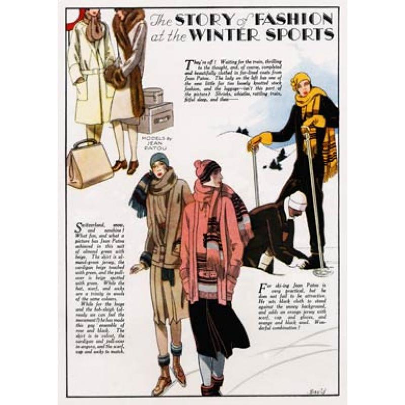 Fashion On The Piste