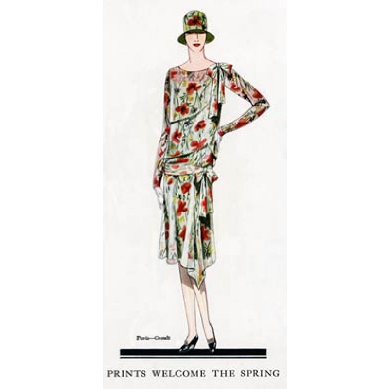 Paris Prints Welcome The Spring