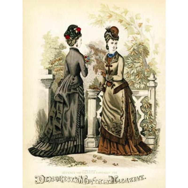 Demorests, October 1874