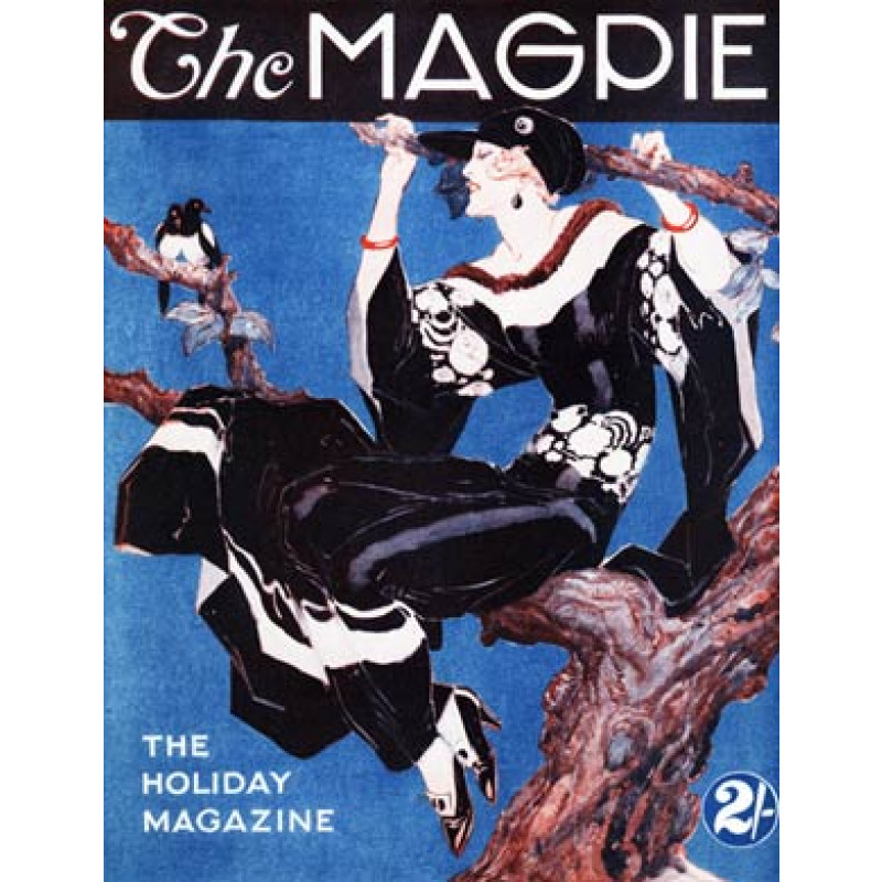 The Magpie, 1923