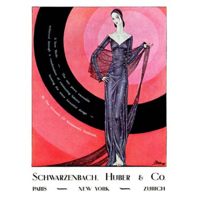 Swarzenbach, Huber, 1928