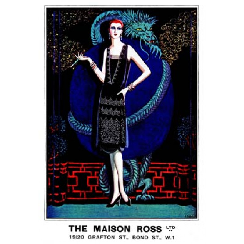 The Maison Ross, 1920