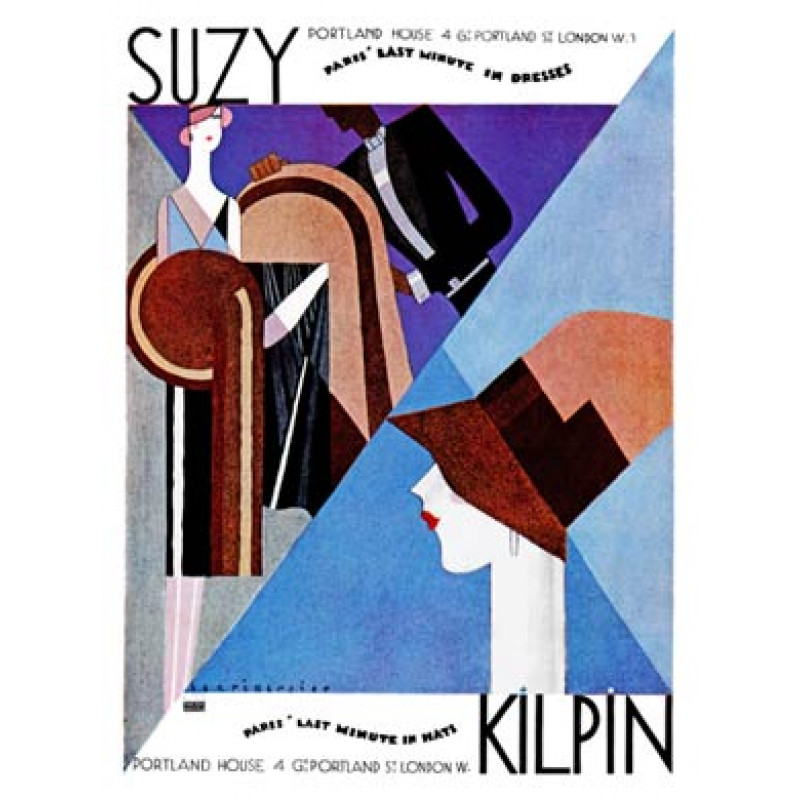 Suzy Kilpin, 1928