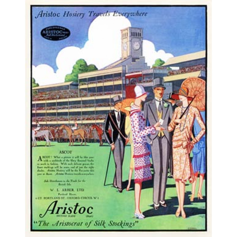 Aristoc at Ascot