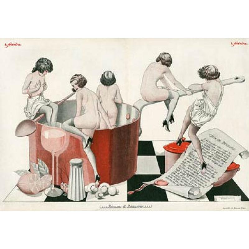 Becasses, 1927