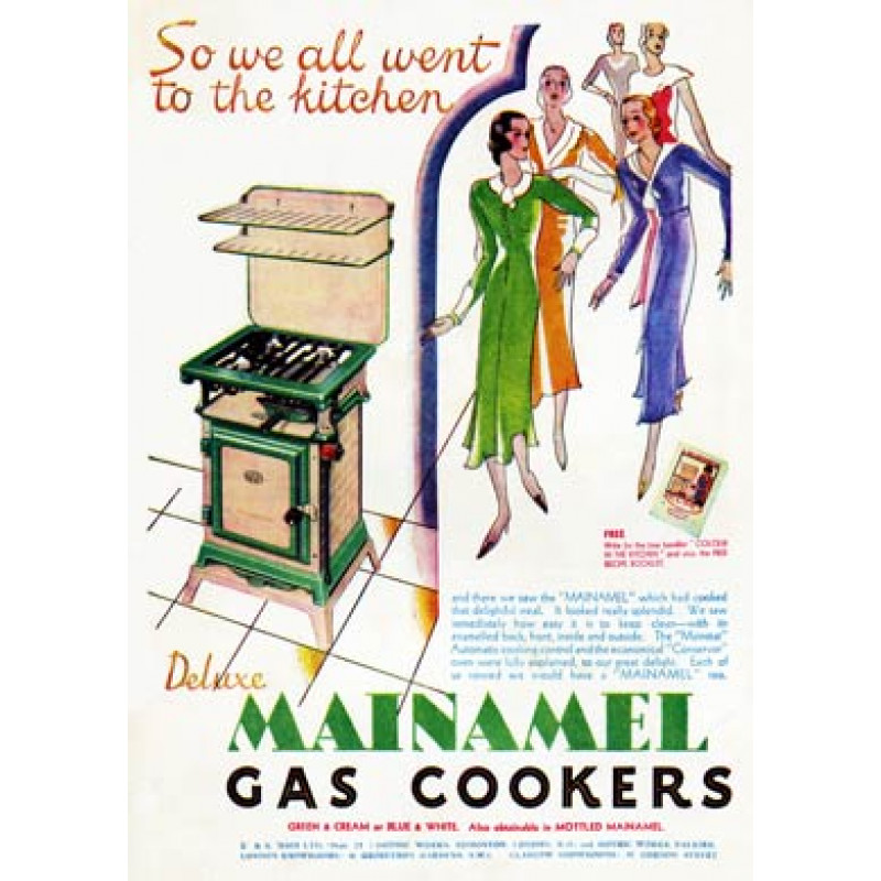 Mainamel Cookers