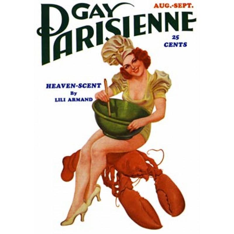 Lobster Gay Parisienne