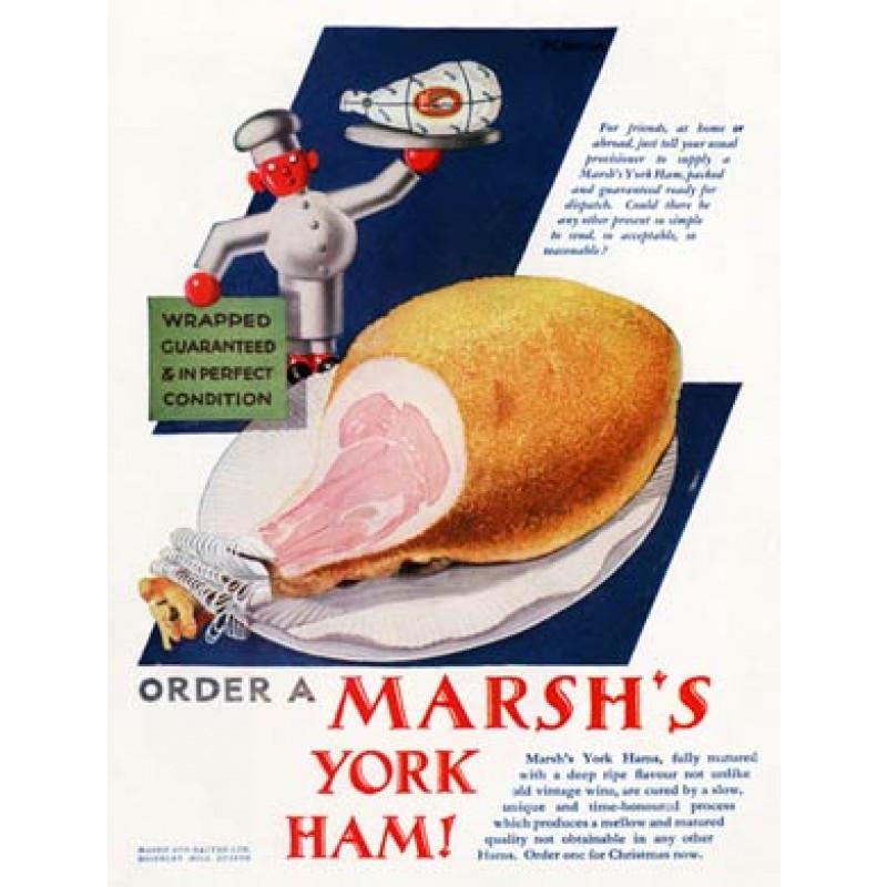 Marsh's York Ham