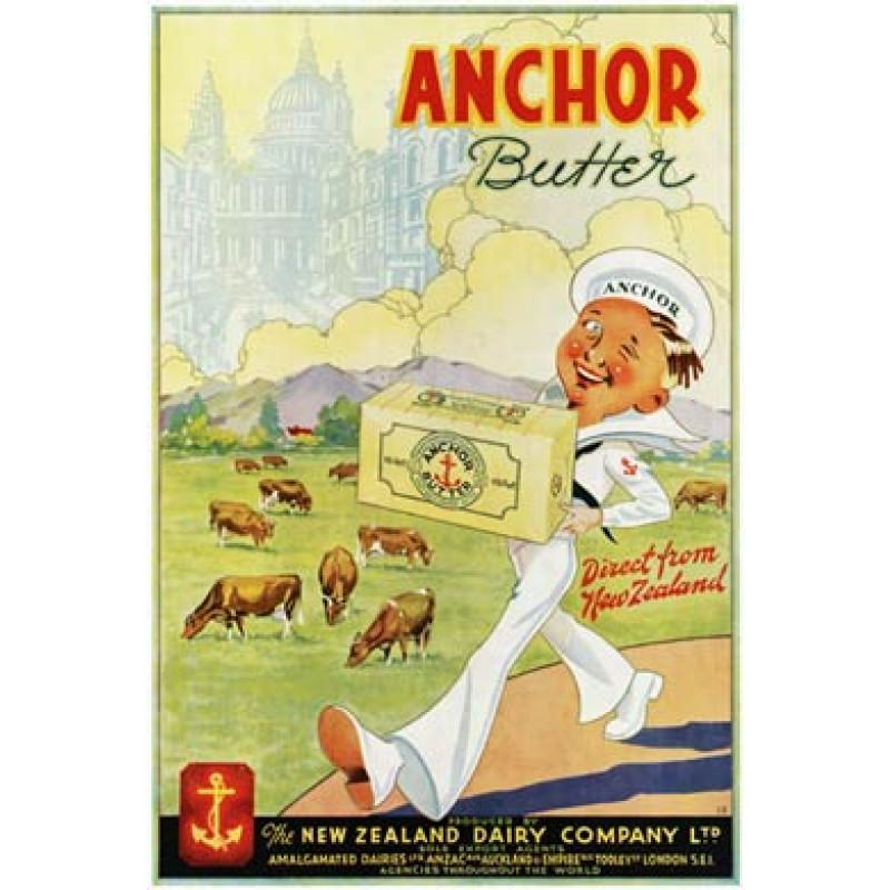Anchor Butter 1935