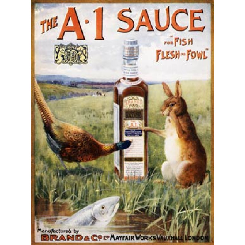 Brands A1 Sauce