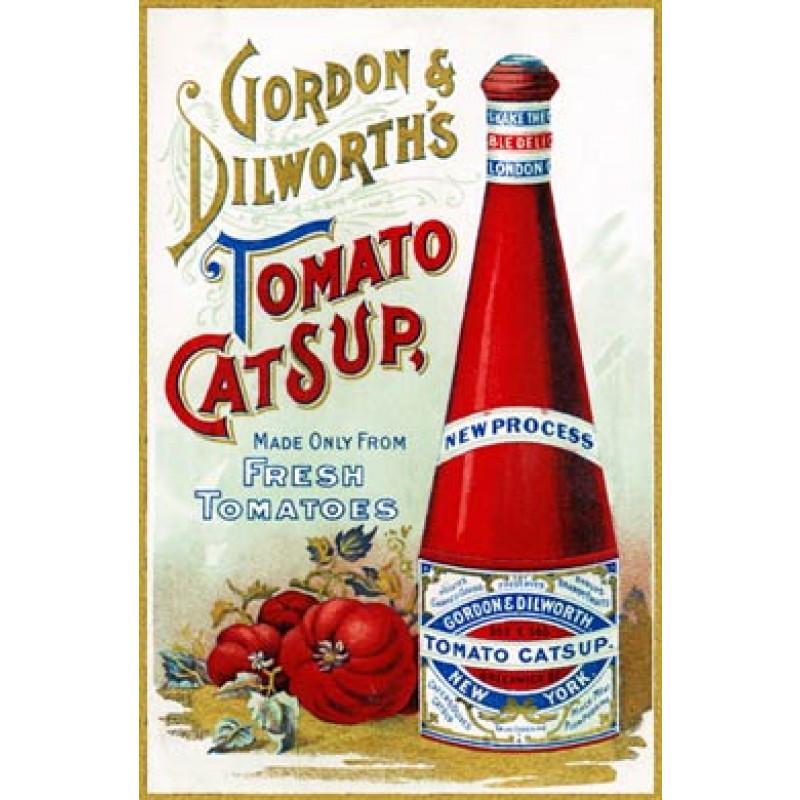 Gordon & Dilworths Tomato Catsup