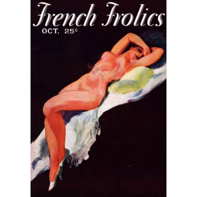 French Frolics, Oct 1933