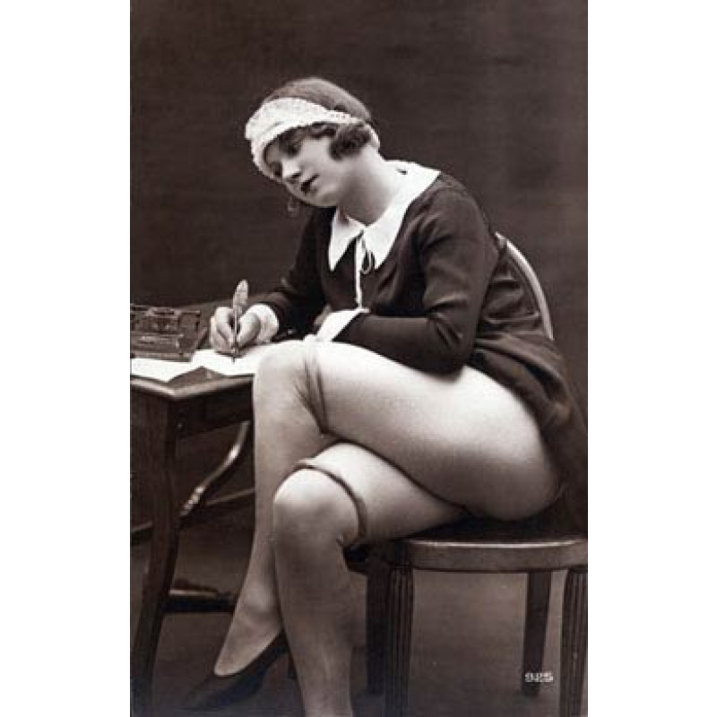 French Maid Writes A Letter