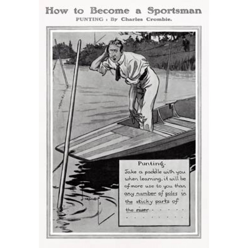 Become a Sportsman, Punting