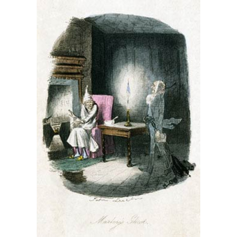 A Christmas Carol, Marleys Ghost