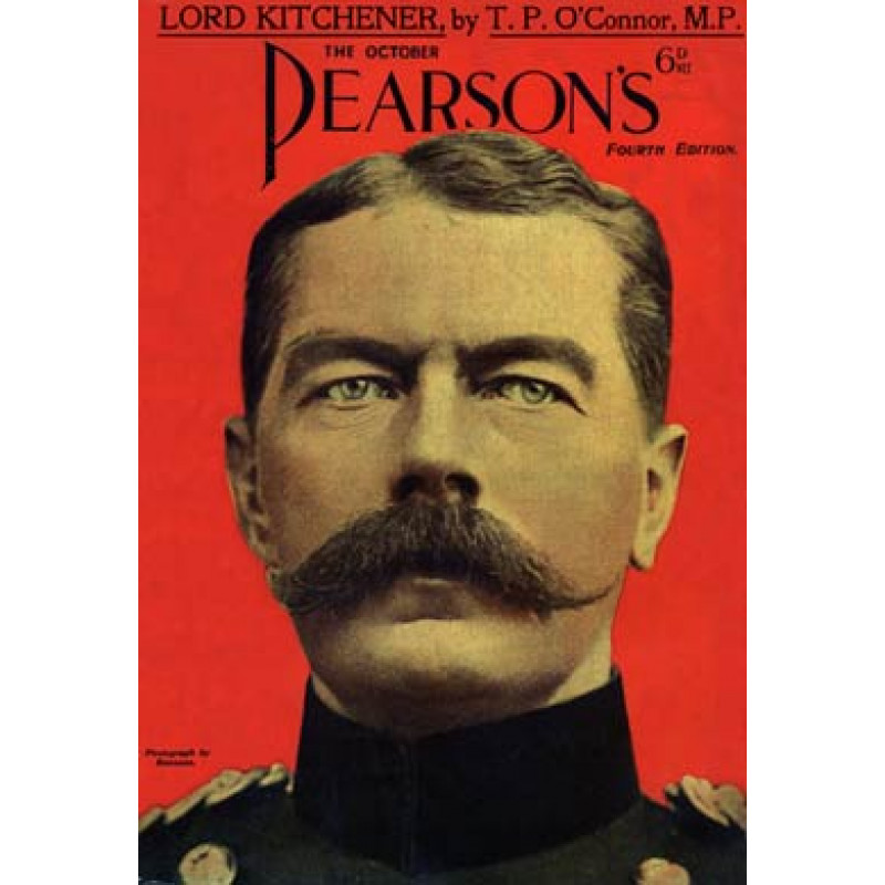Pearsons, Oct 1914, Lord Kitchener