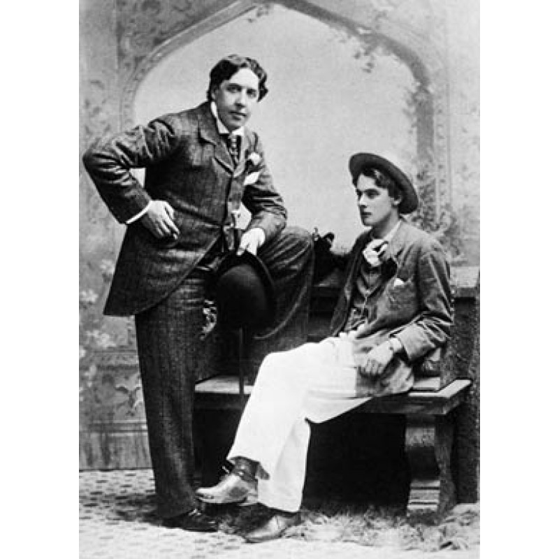 Oscar Wilde and Bosie, 1893