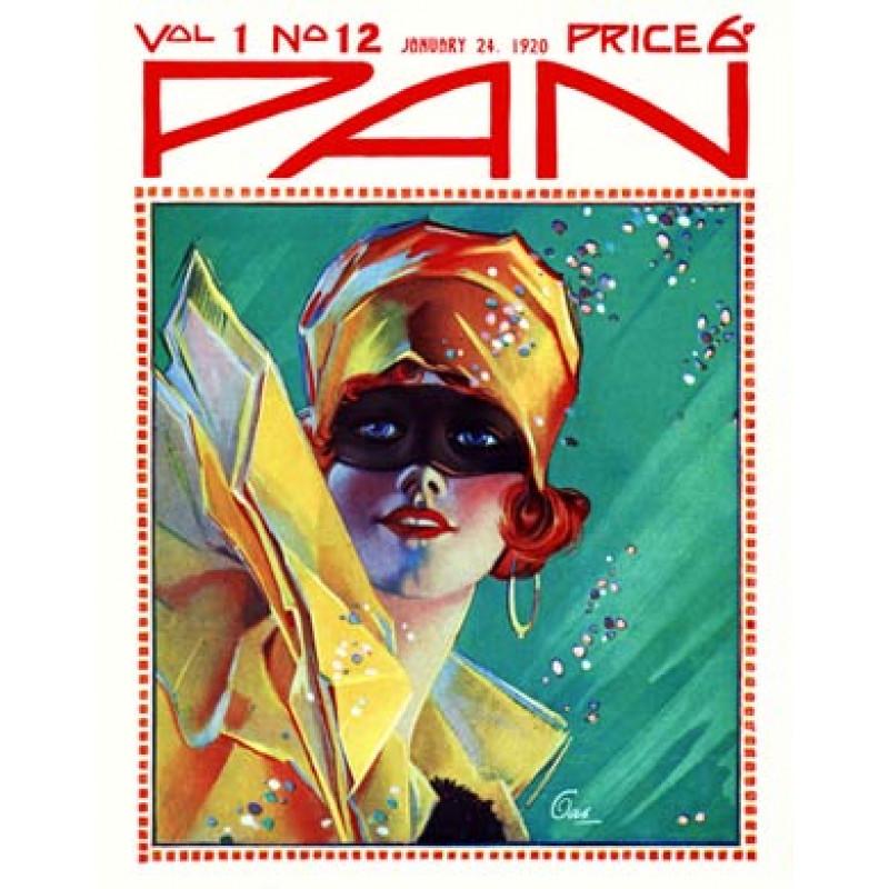 Pan, 24 January 1920