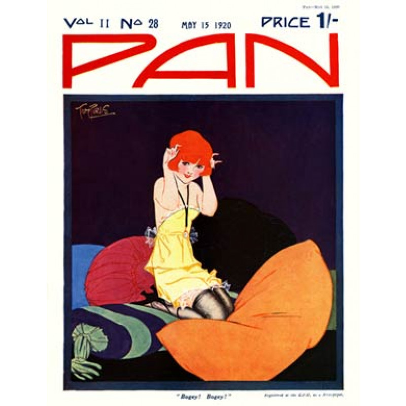 Pan, 15 May 1920, Bogey