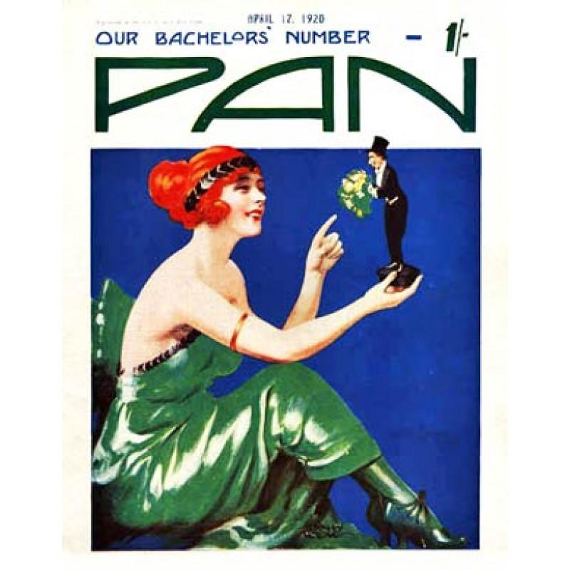 Pan, 17 April 1920
