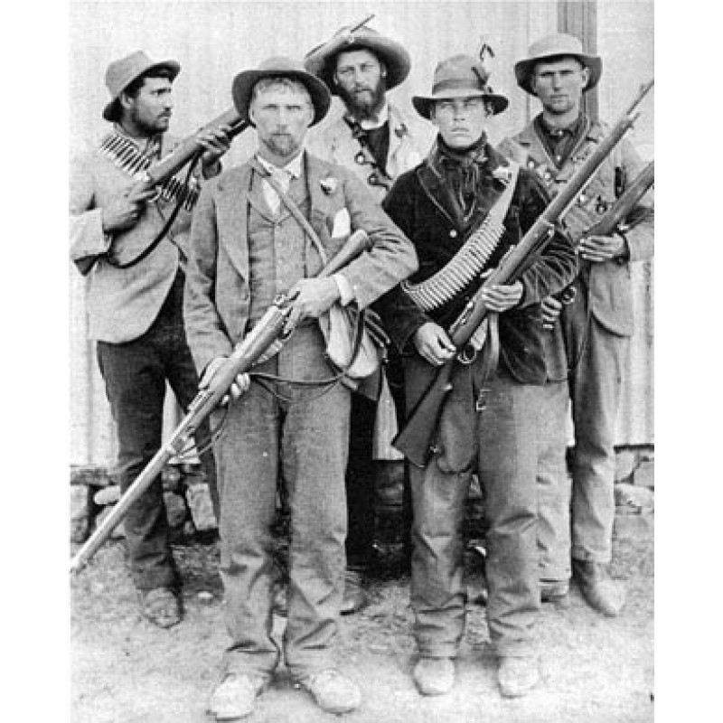 Boer War, Young Boers