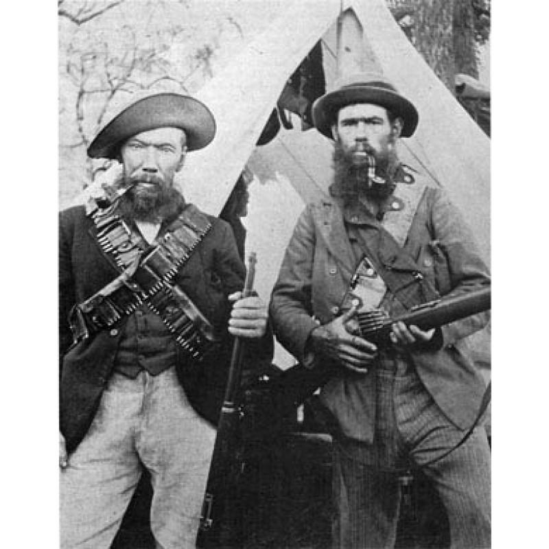 Boer War, Guerrilla Fighters