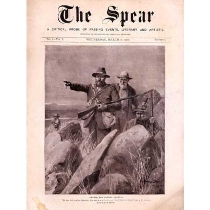 Cronje, Boer Farmer General