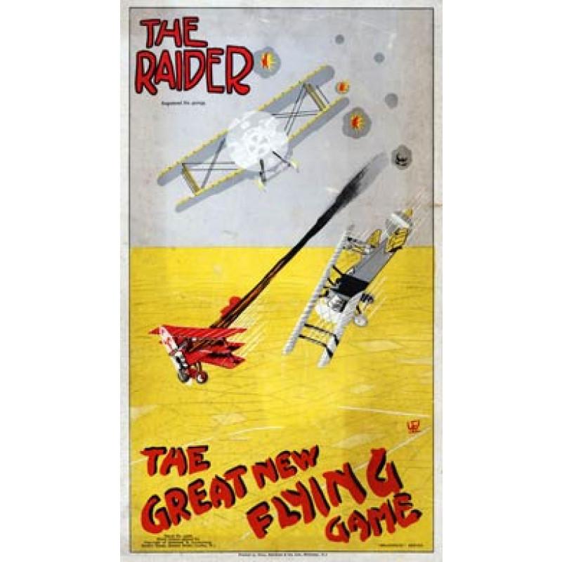 Raider Flying Game