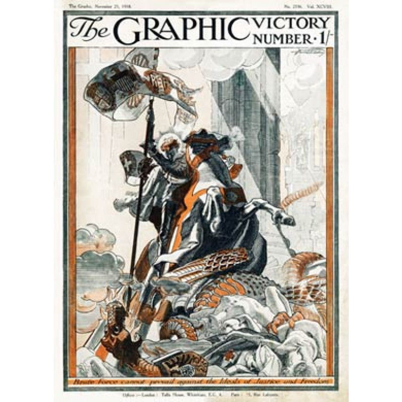 Graphic Victory Number 1918