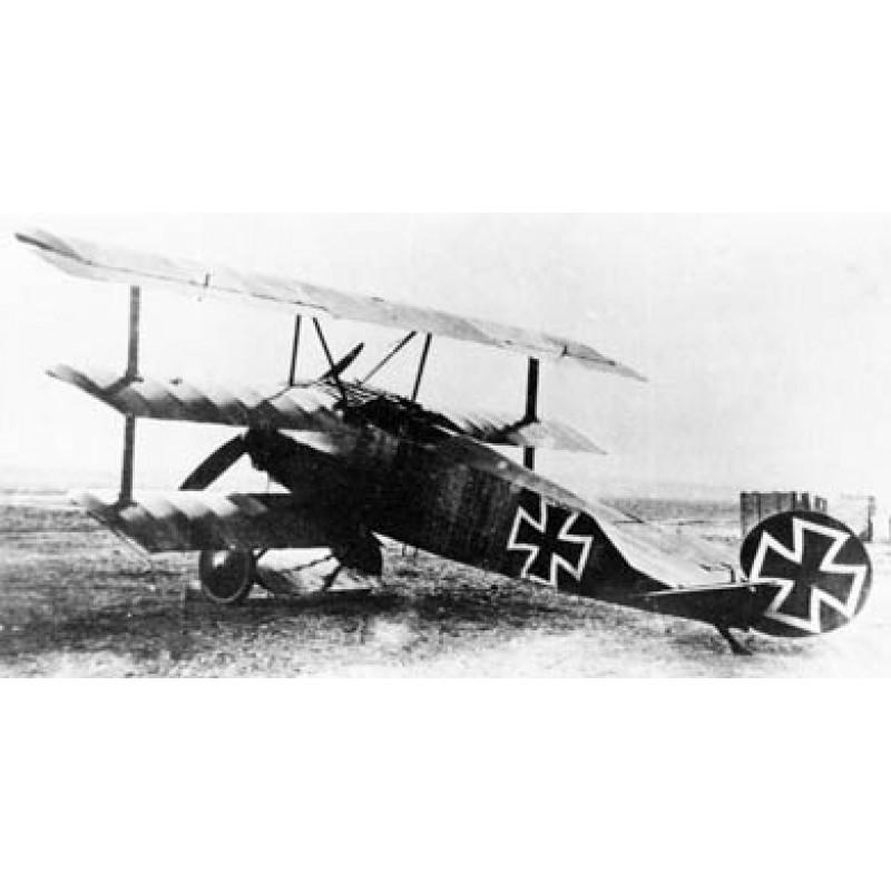 Red Baron, Fokker DrI Triplane