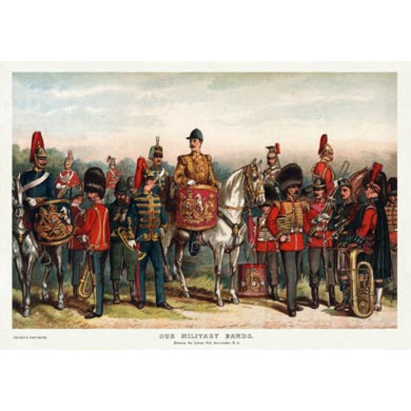 Victorian Military Bands