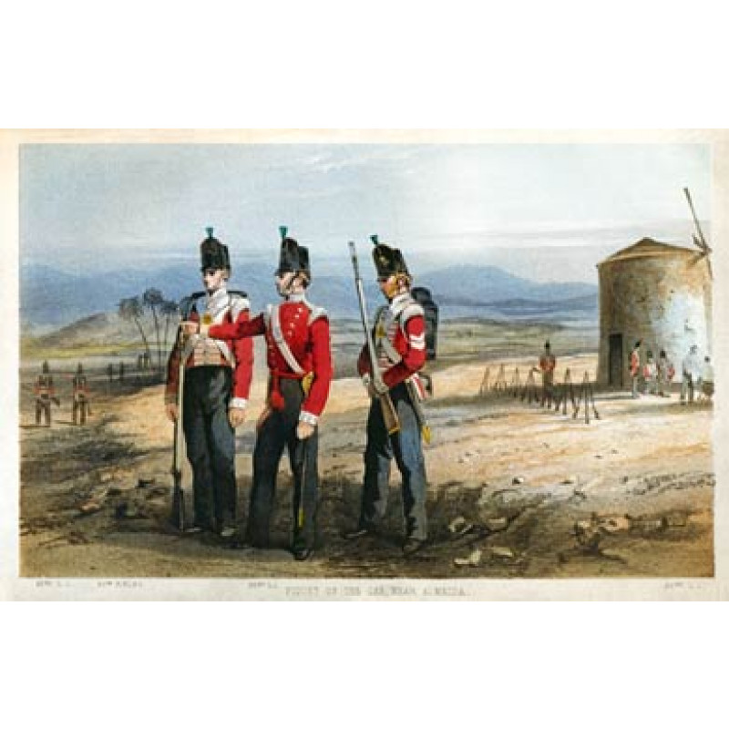 52nd Oxfordshire Light Infantry, Peninsular War, 1810
