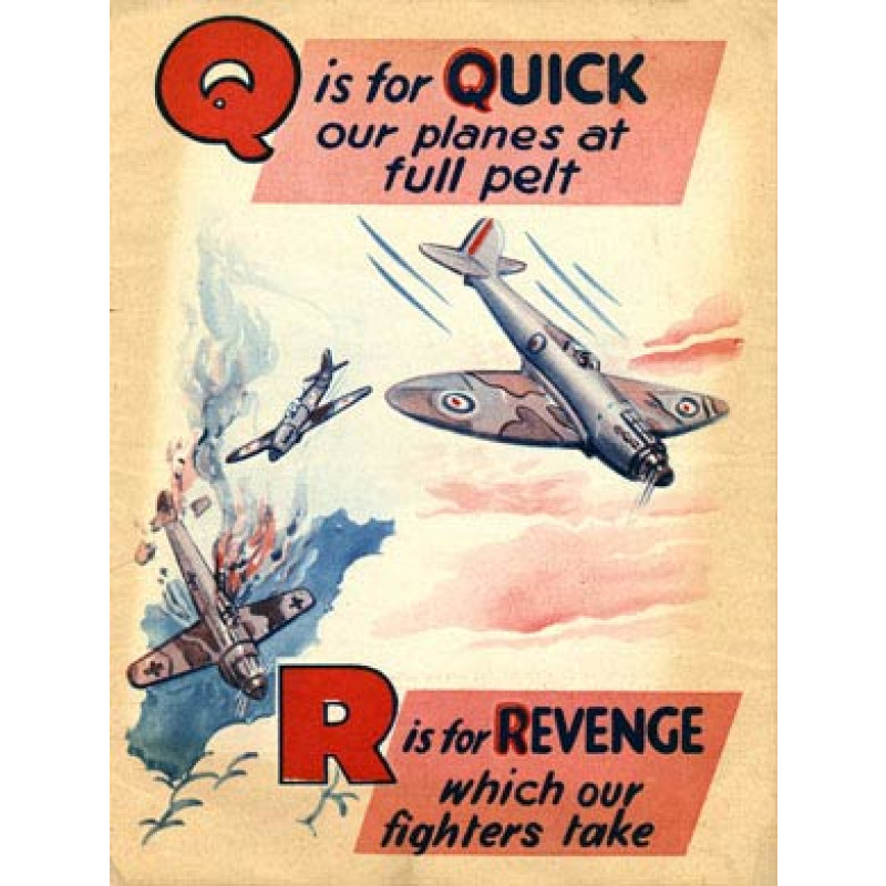Battle of Britain, Q & R for Quick & Revenge
