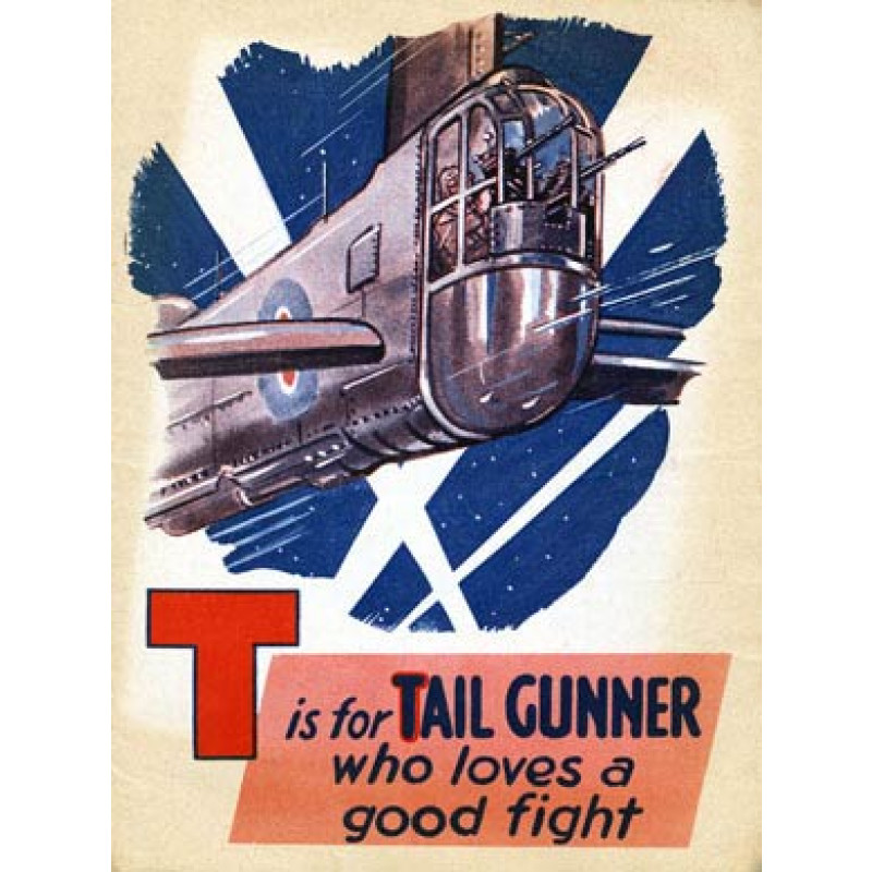 Battle of Britain, T is for Tailgunner