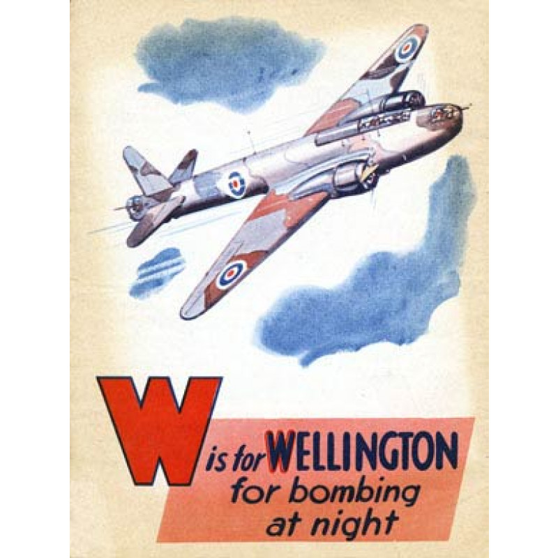 Battle of Britain, W is for Wellington