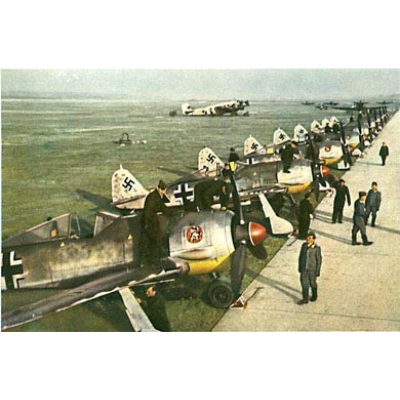 German Airfield