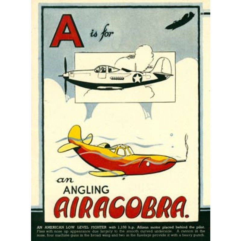 A is for Airacobra, 1943