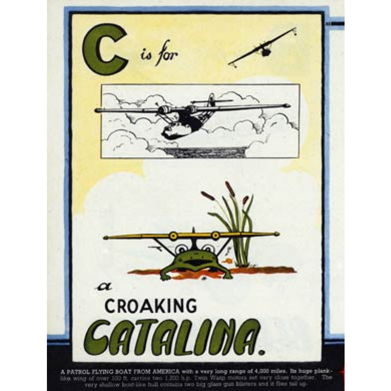 C is For Catalina, 1943