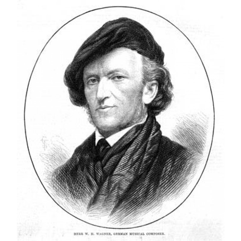 Richard Wagner, 1876