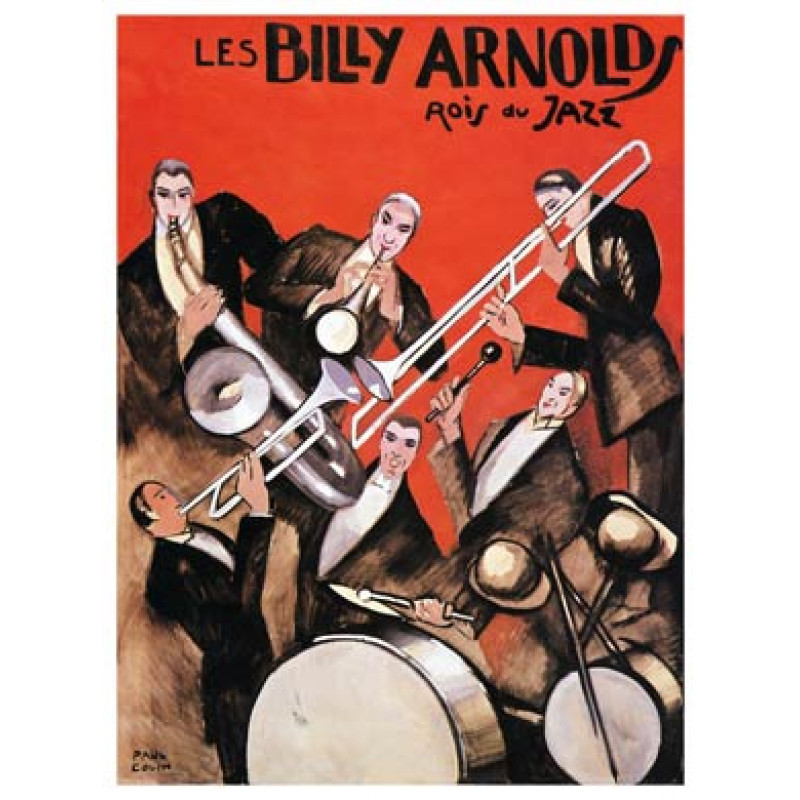 Les Billy Arnolds
