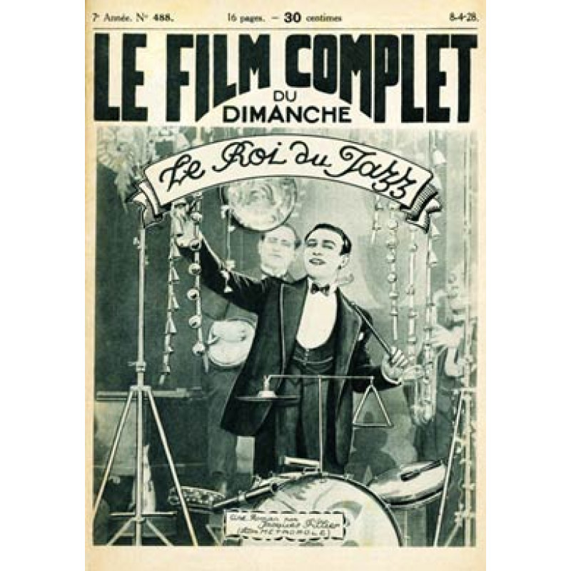 Le Film Complet, The King Of Jazz