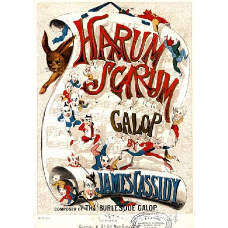 Harum Scarum Galop