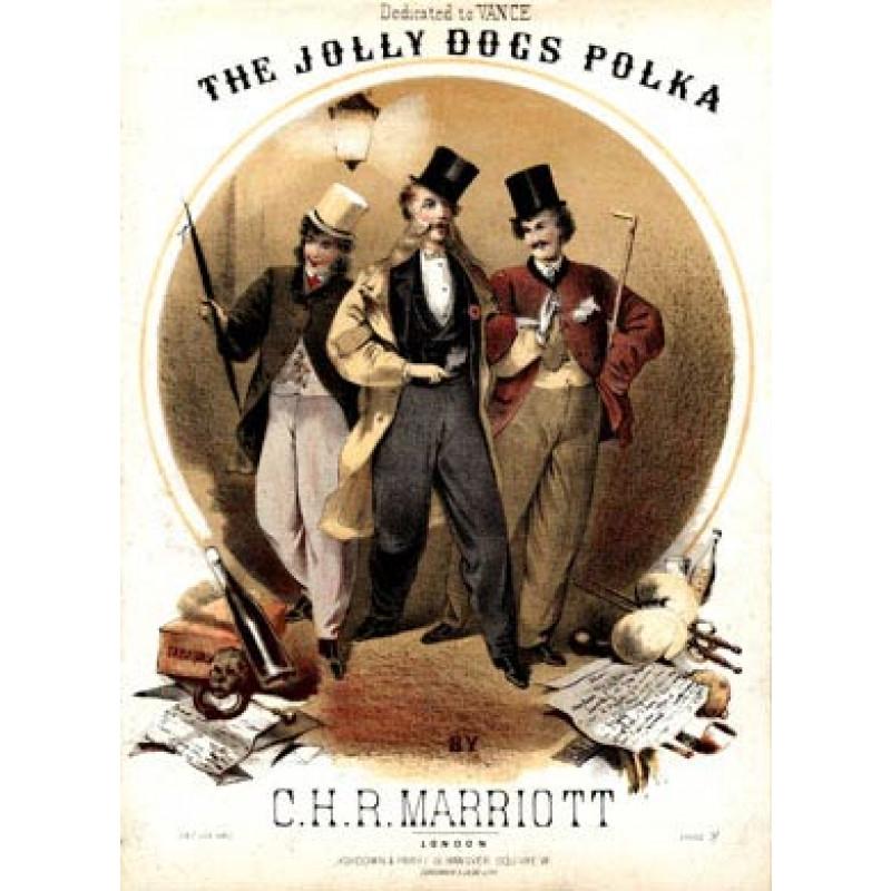 Jolly Dogs Polka