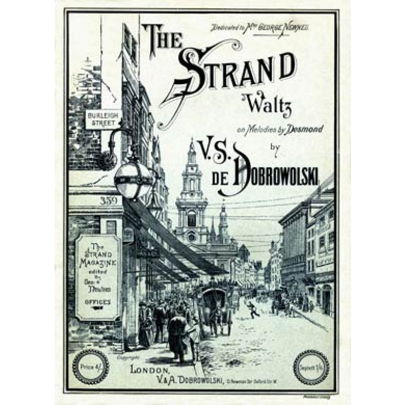 The Strand Waltz